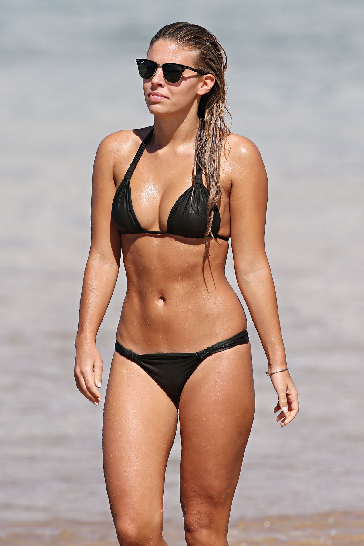 Natasha Oakley In Bikini At Bondi Beach Hawtcelebs