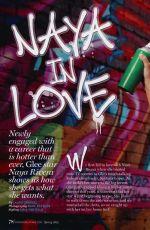 NAYA RIVERA in Cosmopolitan for Latinas Magazine, March 2014 Issue