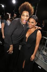NIA LONG at The Single Moms Club Premiere in Los Angeles
