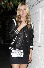 NICKY HILTON at Chateau Marmont in Los Angeles
