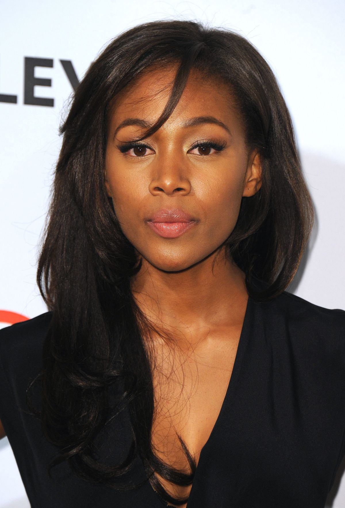 NICOLE BEHARIE at Sleepy Hollow Screening in Hollywood ...