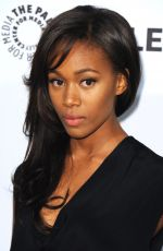 NICOLE BEHARIE at Sleepy Hollow Screening in Hollywood
