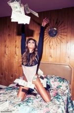 NICOLE SCHERZINGER at Missguided Photoshoot