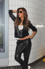 NICOLE SCHERZINGER Promotes Her Missguided Clothing Range in London