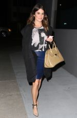 NIKKI REED Leaves Crossroads Restaurant in Los Angeles