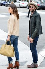 NIKKI REED Out and About in Beverly Hills