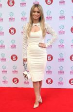 OLA JORDAN at Tesco Mum of the Year Awards in London