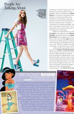 OLIVIA COOKE in Teen Vogue Magazine, April 2014 Issue