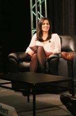 OLIVIA MUNN at Late Night with Seth Meyers in Austin