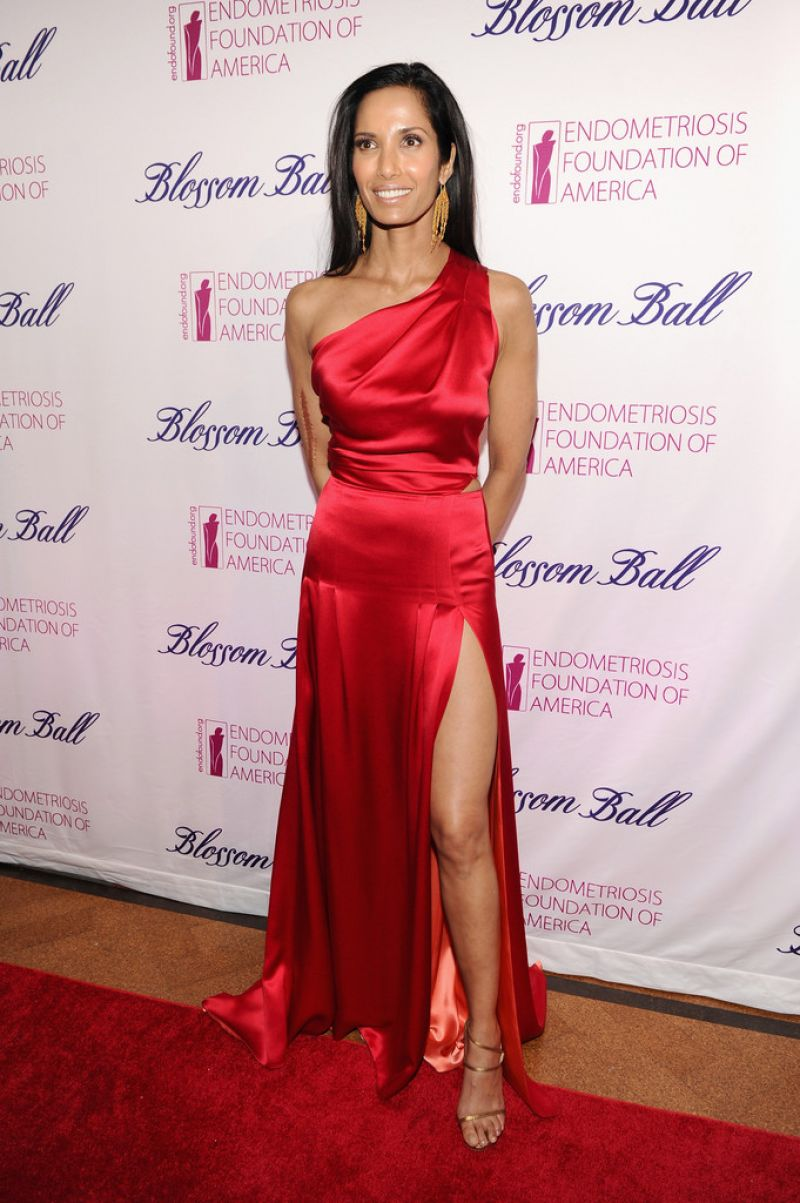 PADMA LAKSHMI at Endometriosis Foundation of America