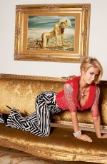PARIS HILTON in V Magazine, March 2014 Issue