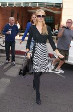 PARIS HILTON Out Shopping in Los Angeles