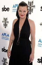 PAULEY PERRETTE at 13th Annual The Envelope Please Oscar Viewing Party in West Hollywood