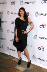 PERSIA WHITE at Paleyfest an Evening with the Originals in Beverly Hills