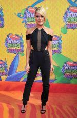 PETA MURGATROYD at 2014 Nickelodeon's Kids' Choice Awards in Los Angeles