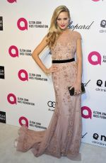 PETRA NEMCOVA at Elton John Aids Foundation Oscar Party in Los Angeles