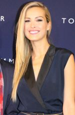 PETRA NEMCOVA at Tommy Hilfiger New Store Opening in Prague