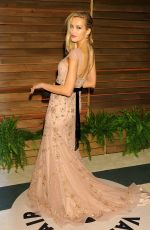 PETRA NEMCOVA at Vanity Fair Oscar Party in Hollywood