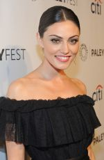 PHOEBE TONKIN at Paleyfest an Evening with the Originals in Beverly Hills