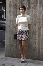 PIXIE GELDOF at the Vogue Festival 2014 in London