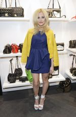 PIXIE LOTT at Karl Lagerfeld Boutique Opening in London