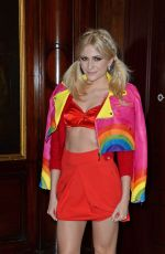 PIXIE LOTT at London Lesbian/gay Switchboard 40th Birthday Celebration