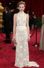 PORTIA DE ROSI at 86th Annual Academy Awards in Hollywood