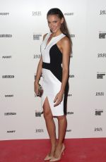 RACHAEL FINCH at David Jones Fashion Show in Melbourne