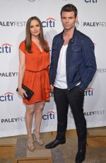 RACHAEL LEIGH COOK at Paleyfest an Evening with the Originals in Beverly Hills