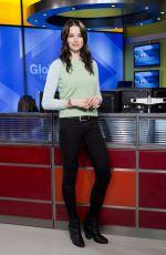RACHEL NICHOLS at Morning Show in Toronto