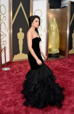 RACHEL SMITH at 86th Annual Academy Awards in Hollywood