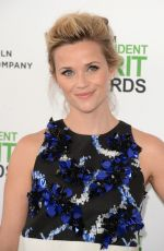 REESE WITHERSPOON at 2014 Film Independent Spirit Awards in Santa Monica