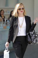 REESE WITHERSPOON Out Shopping in Beverly Hills