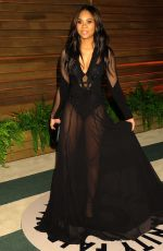 REGINA HALL at Vanity Fair Oscar Party in Hollywood
