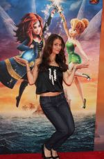 SAMANTHA HARRIS at The Pirate Fairy Premiere in Burbank