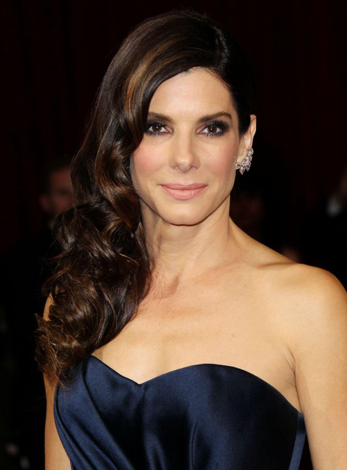 SANDRA BULLOCK at 86th Annual Academy Awards in Hollywood ...