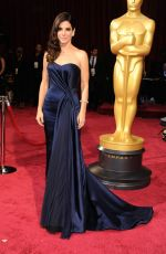 SANDRA BULLOCK at 86th Annual Academy Awards in Hollywood