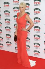 SARAH HARDING at Jameson Empire Awards in London