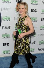 SARAH MICHELLE GELLAR at 2014 Film Independent Spirit Awards in Santa Monica