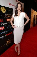 SARAH WAYNE CALLIES at 2014 Cinemacon in Las Vegas