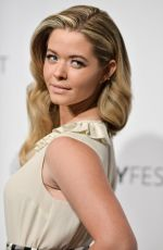SASHA PIETERSE at Pretty Little Liars Panel at Paley Fest