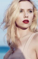 SCARLETT JOHANSSON in California Style Magazine, April 2014 Issue