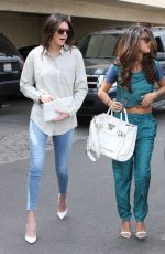 SELENA GOMEZ and KENDALL JENNER Out in Los Anegeles