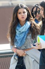 SELENA GOMEZ at Highline Photoshoot in Meatpacking District