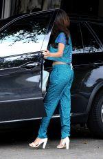 SELENA GOMEZ Leaves Nine Zero One Salon in Hollywood