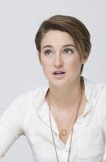 SHAILENE WOODLEY - Divergent Portraits at the Four Seasons Hotel