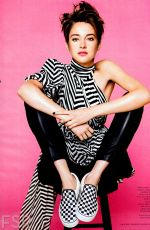 SHAILENE WOODLEY in Marie Claire Magazine, April 2014 Issue