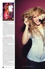 SHAKIRA in Billboard Magazine, March 2014 Issue