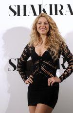 SHAKIRA - Shakira. Album Photocall in Spain