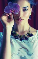 SHANINA SHAIK - Anthropologie Photoshoot, February 2014